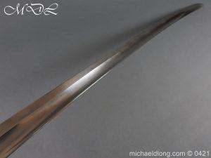 michaeldlong.com 17648 300x225 British 1890 Cavalry Troopers Sword