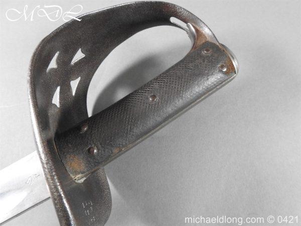 michaeldlong.com 17653 600x450 British 1890 Cavalry Troopers Sword