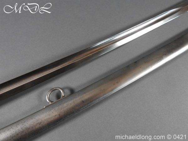 michaeldlong.com 17658 600x450 British Royal Horse Artillery Troopers Sword