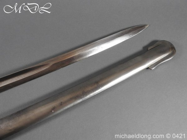 michaeldlong.com 17659 600x450 British Royal Horse Artillery Troopers Sword