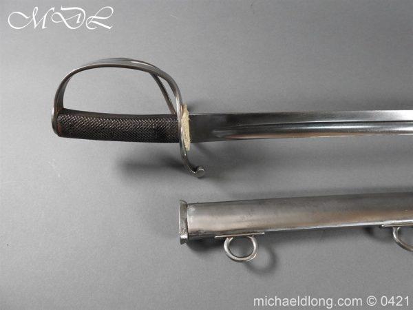 michaeldlong.com 17661 600x450 British Royal Horse Artillery Troopers Sword