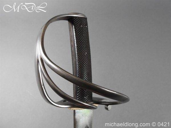 michaeldlong.com 17679 600x450 British Royal Horse Artillery Troopers Sword