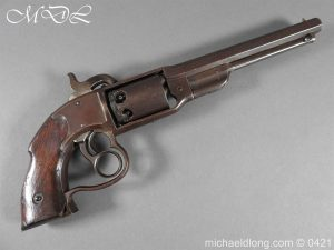 Savage Navy Model Six-Shot Revolver
