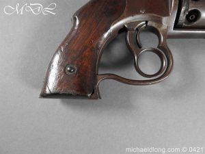 michaeldlong.com 17682 300x225 Savage Navy Model Six Shot Revolver