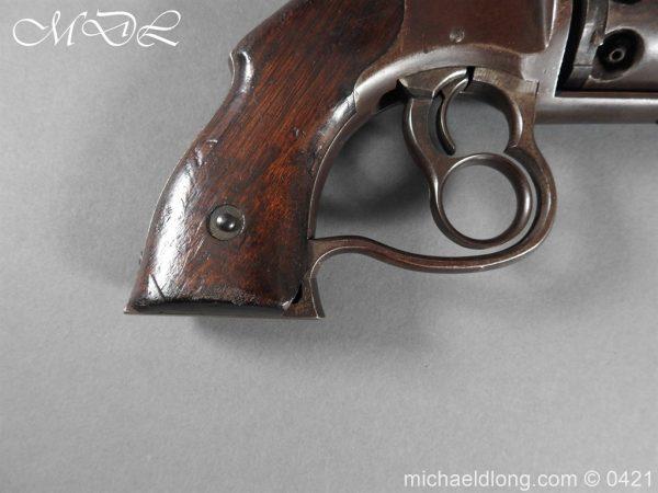 michaeldlong.com 17682 600x450 Savage Navy Model Six Shot Revolver