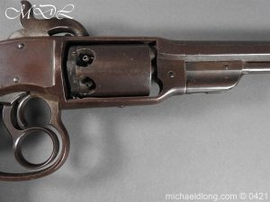 michaeldlong.com 17684 300x225 Savage Navy Model Six Shot Revolver
