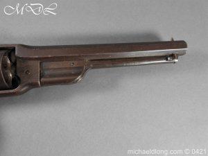 michaeldlong.com 17685 300x225 Savage Navy Model Six Shot Revolver
