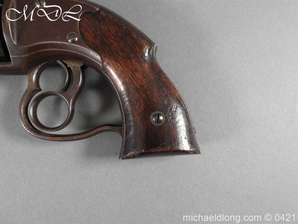 michaeldlong.com 17687 600x450 Savage Navy Model Six Shot Revolver