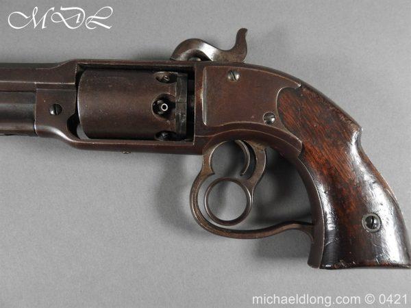 michaeldlong.com 17688 600x450 Savage Navy Model Six Shot Revolver