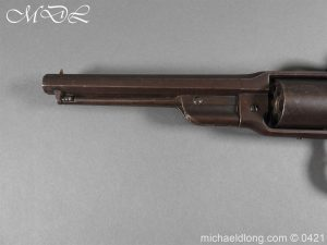 michaeldlong.com 17689 300x225 Savage Navy Model Six Shot Revolver