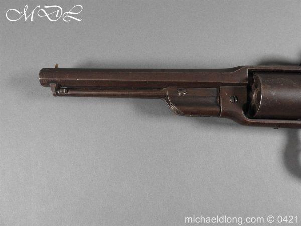 michaeldlong.com 17689 600x450 Savage Navy Model Six Shot Revolver