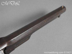 michaeldlong.com 17694 300x225 Savage Navy Model Six Shot Revolver