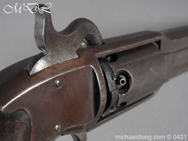 michaeldlong.com 17695 600x450 Savage Navy Model Six Shot Revolver