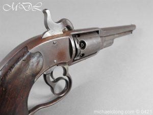 michaeldlong.com 17696 300x225 Savage Navy Model Six Shot Revolver
