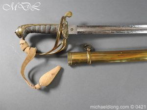 michaeldlong.com 17729 300x225 2nd Glamorgan Rifle Volunteers Presentation Sword