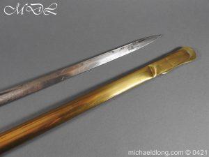michaeldlong.com 17731 300x225 2nd Glamorgan Rifle Volunteers Presentation Sword