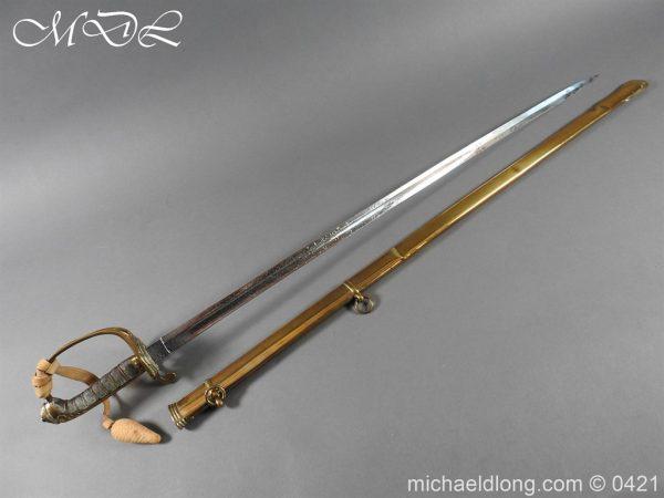 michaeldlong.com 17732 600x450 2nd Glamorgan Rifle Volunteers Presentation Sword