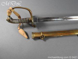 michaeldlong.com 17733 300x225 2nd Glamorgan Rifle Volunteers Presentation Sword