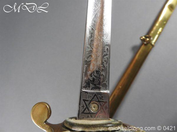 michaeldlong.com 17740 600x450 2nd Glamorgan Rifle Volunteers Presentation Sword