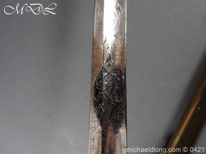michaeldlong.com 17746 300x225 2nd Glamorgan Rifle Volunteers Presentation Sword