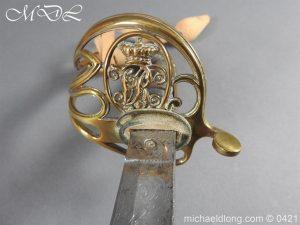 michaeldlong.com 17754 300x225 2nd Glamorgan Rifle Volunteers Presentation Sword