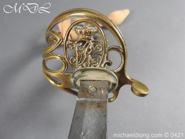 michaeldlong.com 17754 600x450 2nd Glamorgan Rifle Volunteers Presentation Sword