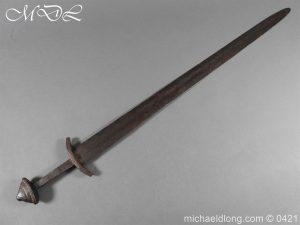 michaeldlong.com 17757 1 300x225 Viking Iron Sword – Type L