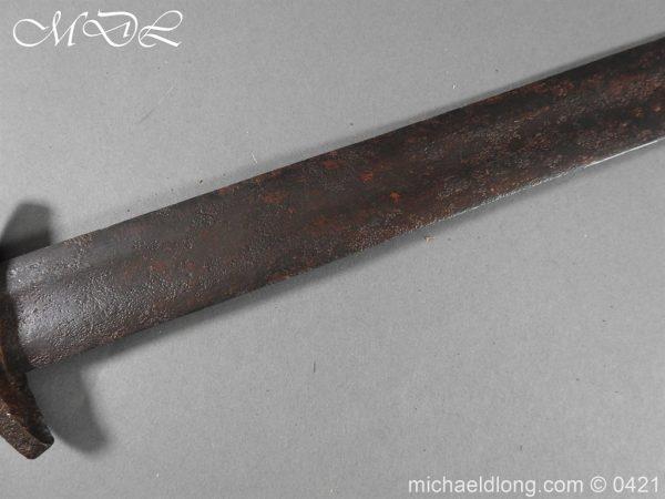 michaeldlong.com 17759 1 600x450 Viking Iron Sword – Type L