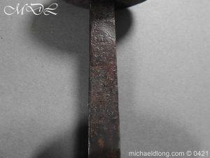 michaeldlong.com 17764 300x225 Viking Iron Sword – Type L