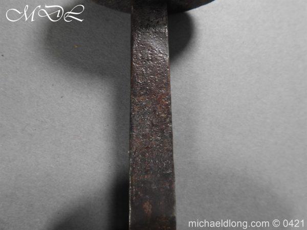 michaeldlong.com 17764 600x450 Viking Iron Sword – Type L