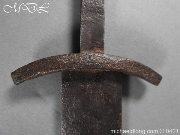 michaeldlong.com 17765 600x450 Viking Iron Sword – Type L