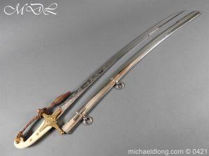 michaeldlong.com 17781 300x225 General Officer's Mameluke Sword