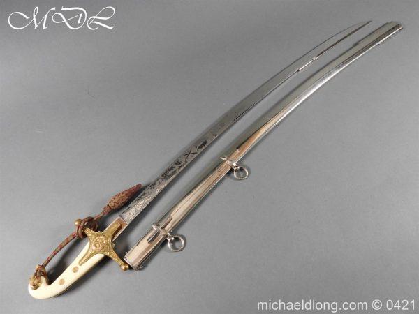 michaeldlong.com 17781 600x450 General Officer's Mameluke Sword