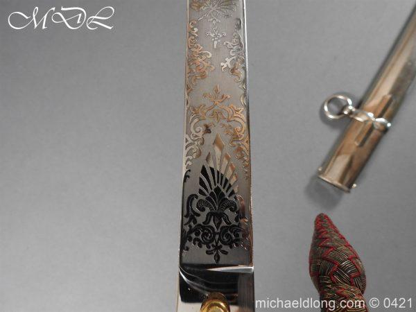 michaeldlong.com 17789 600x450 General Officer's Mameluke Sword