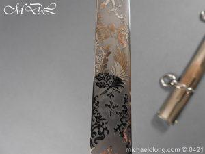 michaeldlong.com 17790 300x225 General Officer's Mameluke Sword
