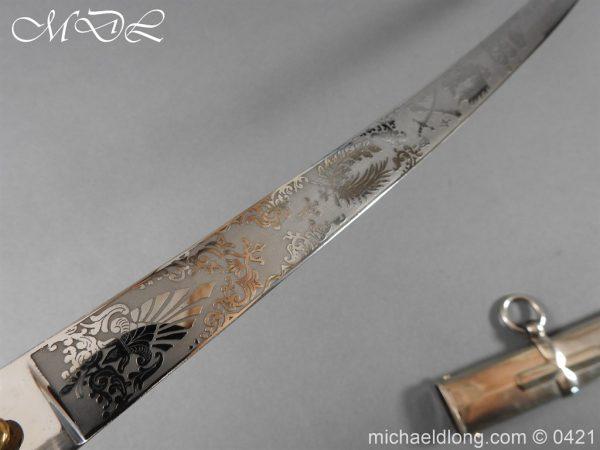 michaeldlong.com 17793 600x450 General Officer's Mameluke Sword