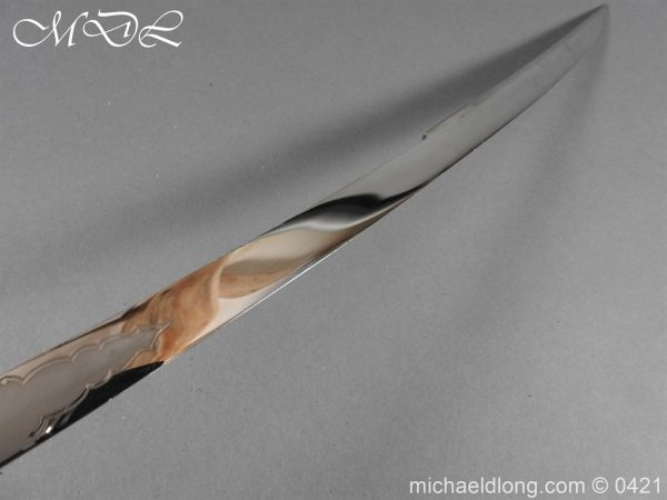 michaeldlong.com 17794 600x450 General Officer's Mameluke Sword