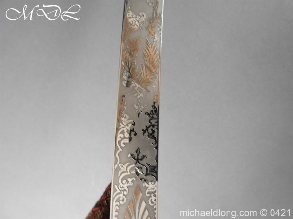 michaeldlong.com 17797 600x450 General Officer's Mameluke Sword