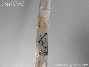 michaeldlong.com 17798 300x225 General Officer's Mameluke Sword