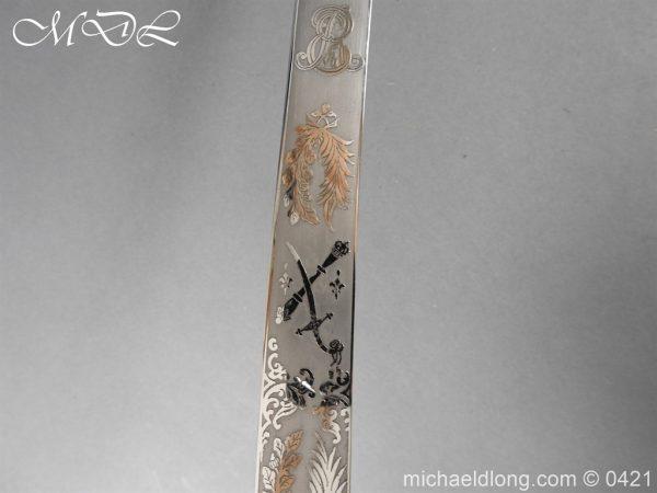 michaeldlong.com 17798 600x450 General Officer's Mameluke Sword