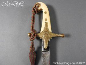 michaeldlong.com 17800 300x225 General Officer's Mameluke Sword