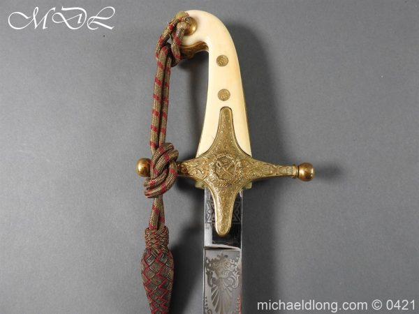 michaeldlong.com 17800 600x450 General Officer's Mameluke Sword