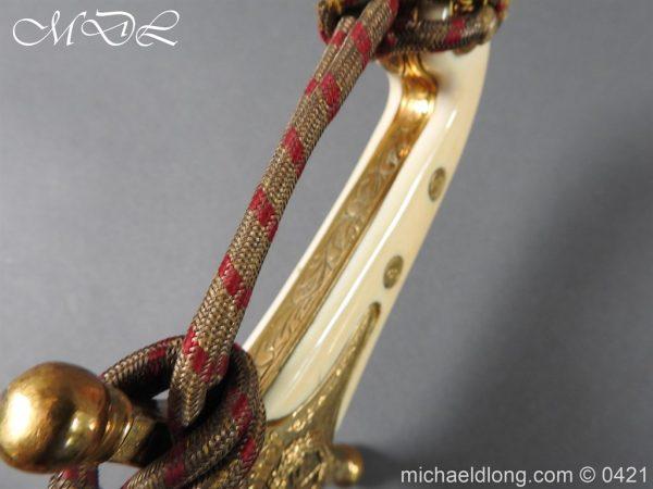 michaeldlong.com 17803 600x450 General Officer's Mameluke Sword
