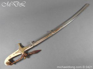 michaeldlong.com 17806 300x225 General Officer's Mameluke Sword