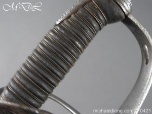 michaeldlong.com 17833 300x225 Gloucestershire Hussars Cavalry Officer's Sword