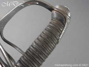 michaeldlong.com 17835 300x225 Gloucestershire Hussars Cavalry Officer's Sword