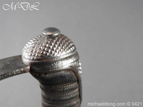 michaeldlong.com 17836 600x450 Gloucestershire Hussars Cavalry Officer's Sword