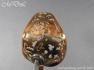 michaeldlong.com 17862 300x225 Royal Engineers 1857 Officer's Sword by Wilkinson