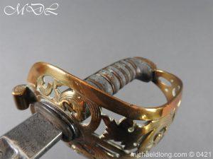michaeldlong.com 17864 300x225 Royal Engineers 1857 Officer's Sword by Wilkinson