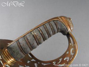 michaeldlong.com 17865 300x225 Royal Engineers 1857 Officer's Sword by Wilkinson